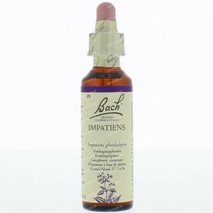 Bach Bloesem Impatiens / reuzebalsemien 20 ml