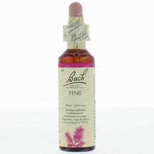 Bach Flower Remedie 24 Pine 20 ml