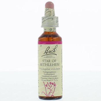 Bach Flower Remedie 29 Star Bethlehem 20 ml