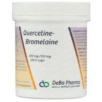 Deba Quercetine met Bromelaïne 120 st