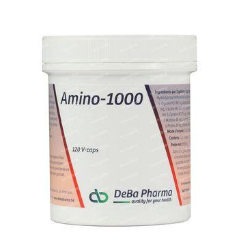 Deba Amino 1000 120 capsules