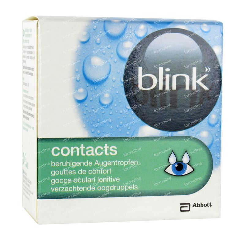 Blink Contacts ... 1 800 Contacts Order