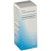Heel Lymphomyosot 30 ml druppels