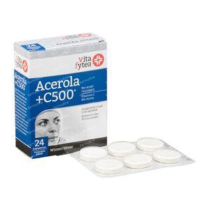 Vitafytea Acerola Vitamine C 500 24 zuigtabletten