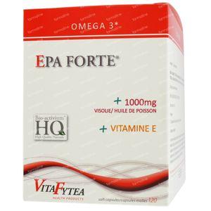 Omega 3 EPA forte 120 tabletten