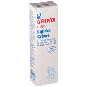 Gehwol Med Lipidro-Crème 75 ml crème