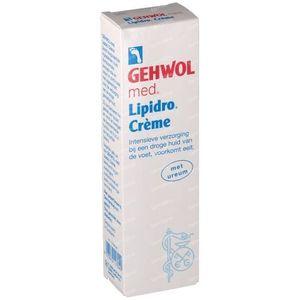 Gehwol Med Lipidro 75 ml Crema