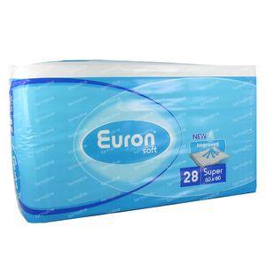 Euron Soft Alèse Super 60x60 cm Ref. 162 64 28-0 28 pièces