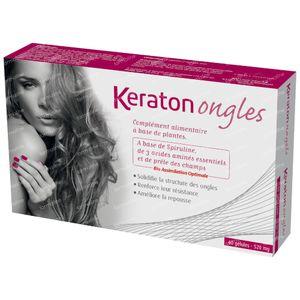 Keraton Ongles 60 capsules