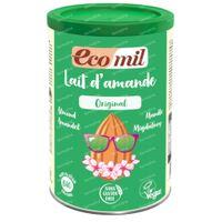 EcoMil Instant Amandelmelk Original Bio 400 g