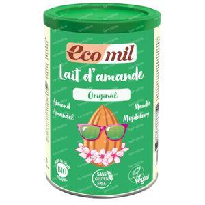 EcoMil Instant Lait d'Amande Bio 400 g