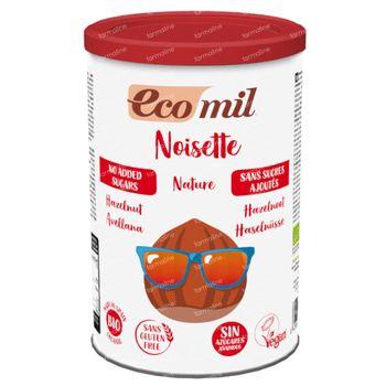 EcoMil Boisson Aux Noisettes Instant Bio 400 g