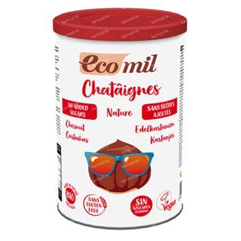 EcoMil Instant Boisson Aux Châtaignes Bio 400 g