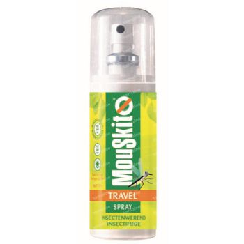 Mouskito Travel Spray Zuid-Europa DEET 30% 100 ml