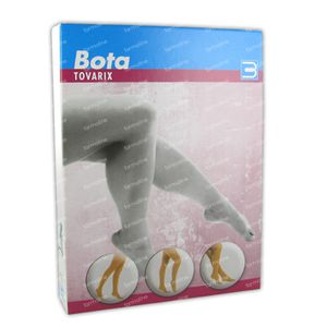 Bota Tovarix 20/II Mi-Bas AD - P Nero 1 pièce