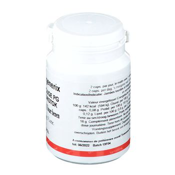 Pharmagenerix Vigne Rouge Pg 50 capsules