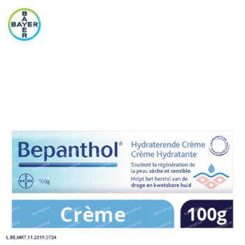 Bepanthol Hydraterende Crème 100 g crème