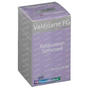 Valeriaan Pg Pharmagenerix 60 capsules