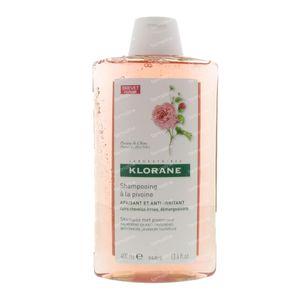Klorane Shampooing Apaisant à la Pivoine 400 ml