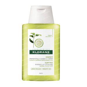 Klorane Shampoo Mit Zedratfruchtfleisch 100 ml