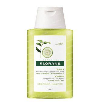 Klorane Shampooing À La Pulpe De Cédrat 100 ml