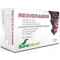 Soria Natural Resverasor 60  comprimés