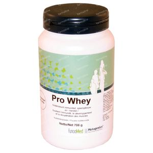 Pro Whey Vanille 708 g