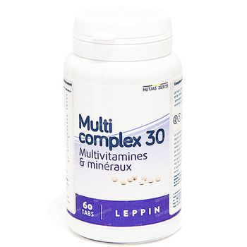 Leppin Multi Vitaminen-mineralen 60 tabletten