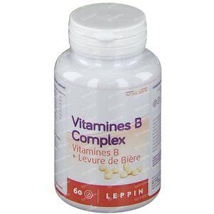 Leppin Vitamin B Complex 60 tabletten