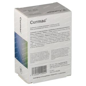 Curmac 60  tabletten