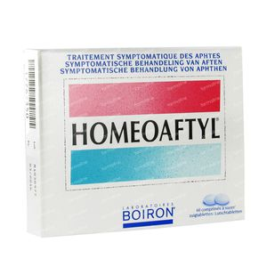 Homeoaftyl 60 tabletten