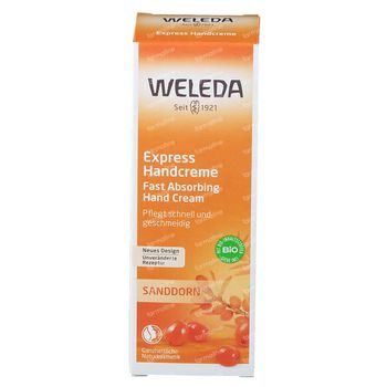 Weleda Duindoorn Vitaliserende Handcrème 50 ml