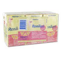 Renilon abrikozen 4.0 6x125 g