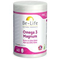 Be-Life Omega 3 Magnum 60  capsules