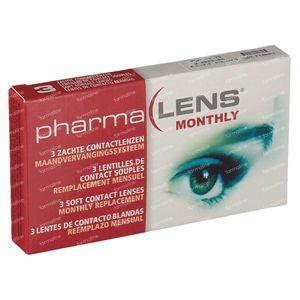 PharmaLens Maandlenzen -1.75 3 lenzen