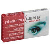 PharmaLens Maandlenzen -6.00 3  lenzen