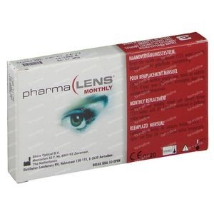 PharmaLens Maandlenzen +1.75 3 lenzen