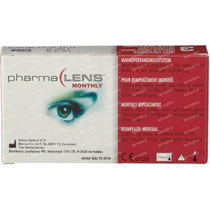 PharmaLens Maandlenzen +2.50 3 lenzen