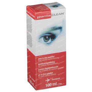 PharmaClean Etui de voyage 100 ml