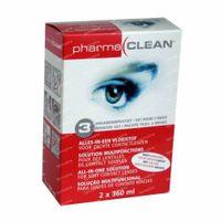 PharmaClean Set pour 3 mois 720 ml