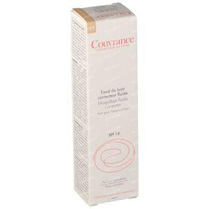 Avène Couvrance Vloeibare Foundation Porcelein SPF15 30 ml