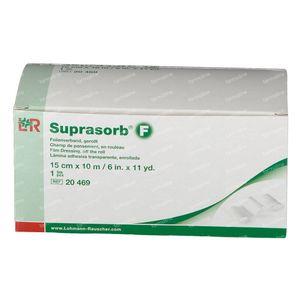 Suprasorb F Rol N/St 15Cmx10M 20469 1 pièce
