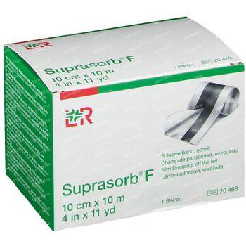 Suprasorb® F Folie-Verband Niet-Steriel 10 cm x 10 m 20468 1 stuk