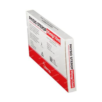 Physio 0,9 100 ml ampoules