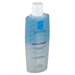 La Roche-Posay Respectissime Démaquillant Yeux Waterproof 125 ml