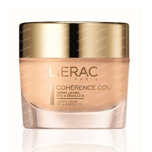 Lierac Coherence Crème Lifting Cou & Décolleté 50 ml