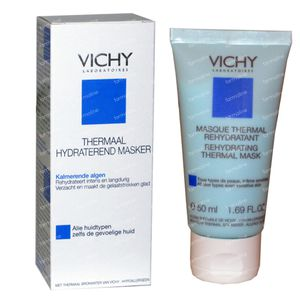 Vichy Thermal Rehydraterend Masker 50 ml 50 ml