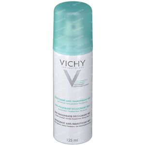 Vichy Deodorant Anti-Transpiratie 48h 125 ml spray