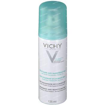 Vichy Deodorant Anti-Transpiratie 48h 125 ml spray