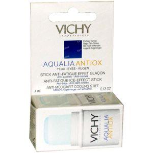 Vichy Aqualia Antiox Anti-Fatigue Effet Glaçon 4 ml stick